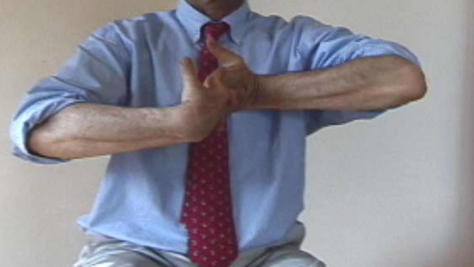 How to exercise or floss your wrists for overall healthy wrists