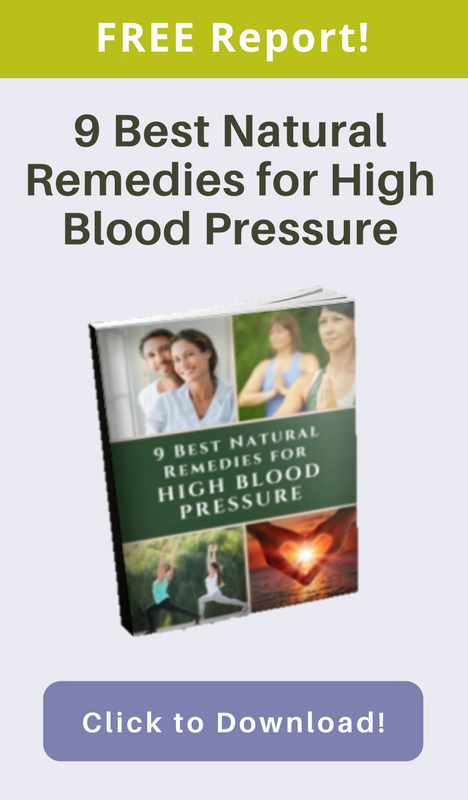 image of Free report 9 Best Natural Remedies for High Blood Pressure