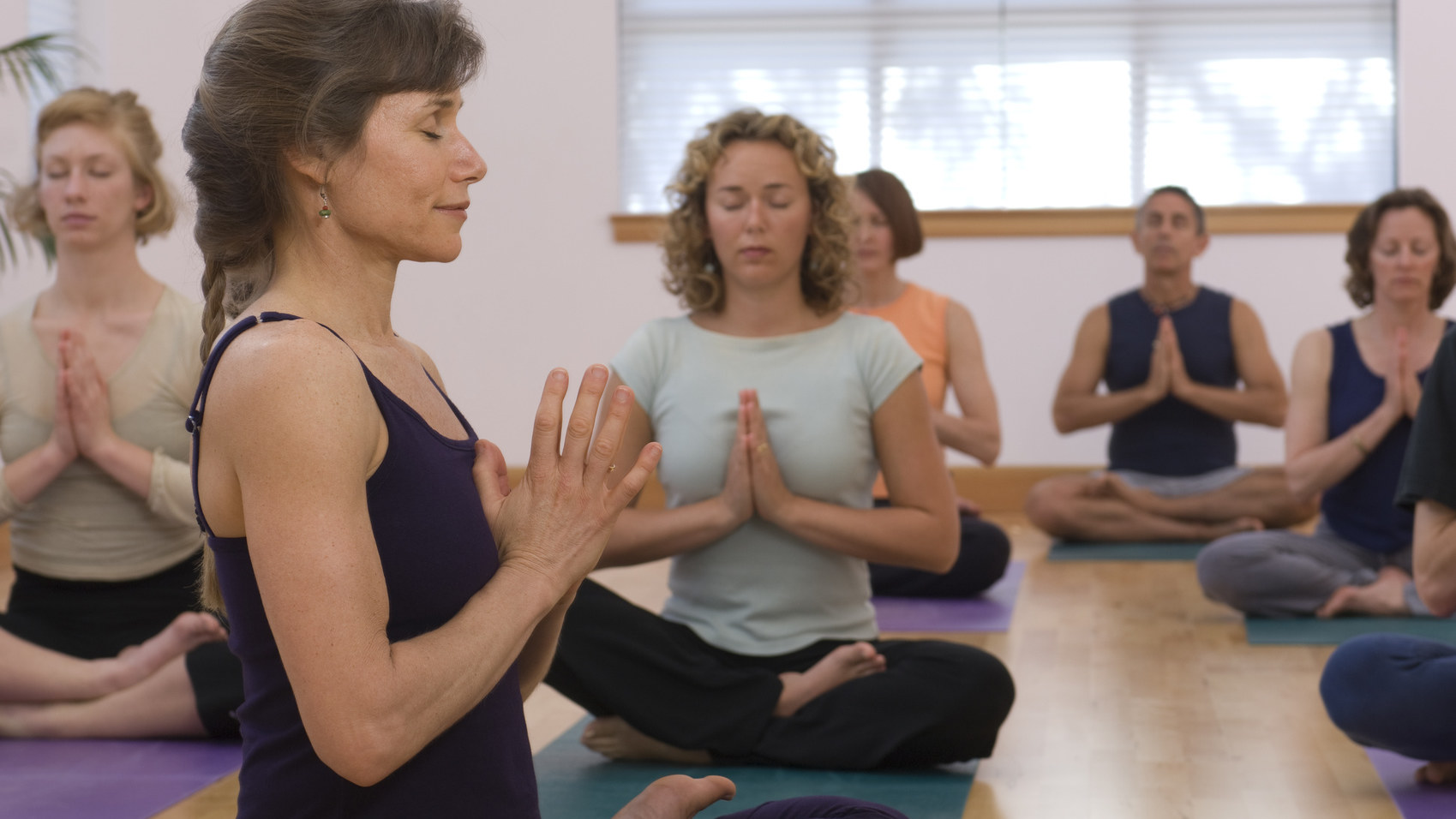 Meditation, quiet time, self-care, mindfulness, calming anxiety, yoga and cancer