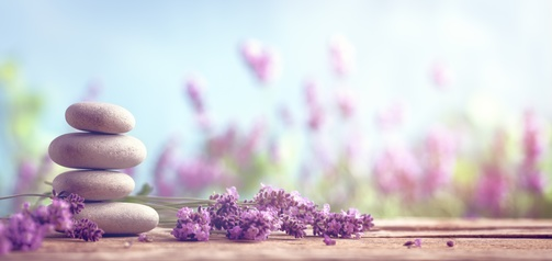 Soothing lavender for better sleep