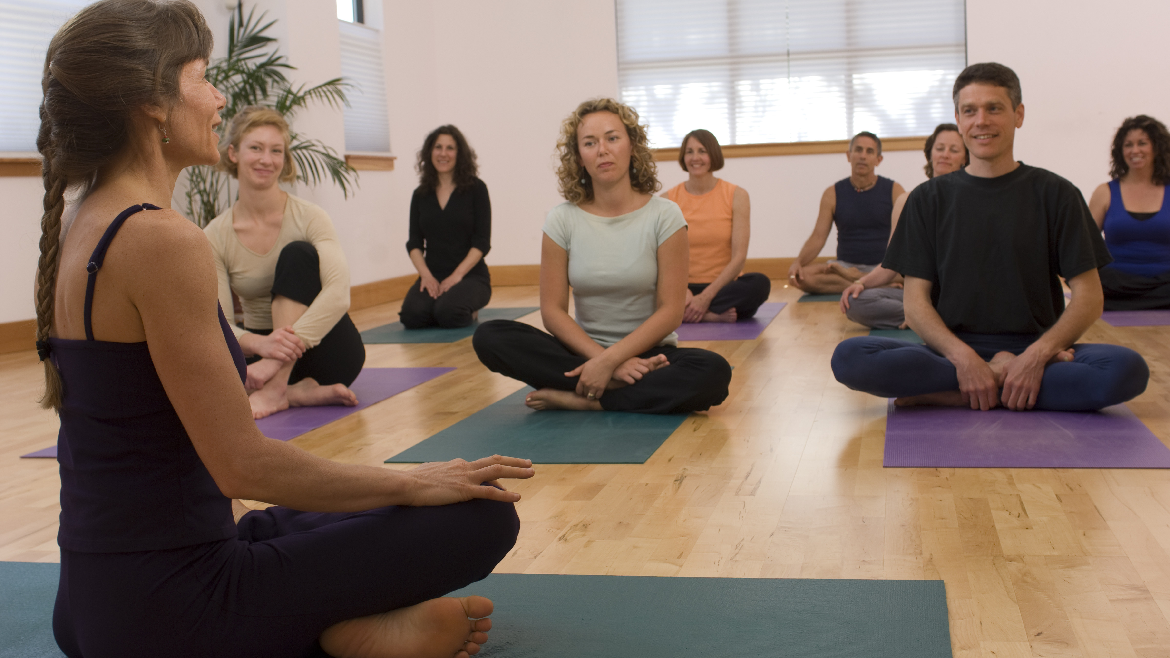 Yoga Instructor, yoga students, listening, observing, yoga and agency