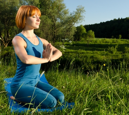 Study: Yoga Next Doctor's Rx for Stress Issues?