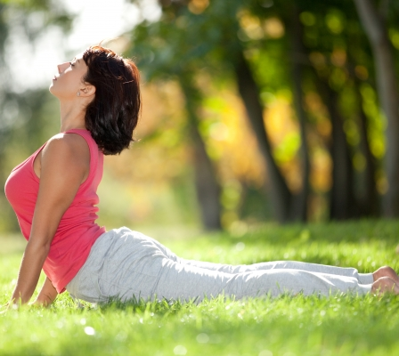 Yoga Improves Quality of Life in People with Rheumatoid Arthritis, Study Says