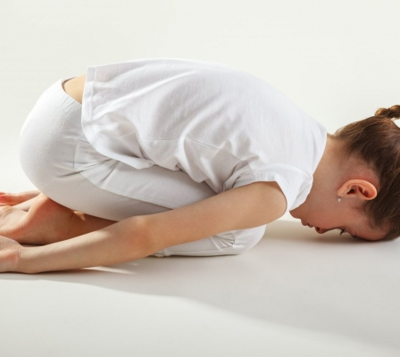 Yoga Helps Inner City Kids Deal With Stress
