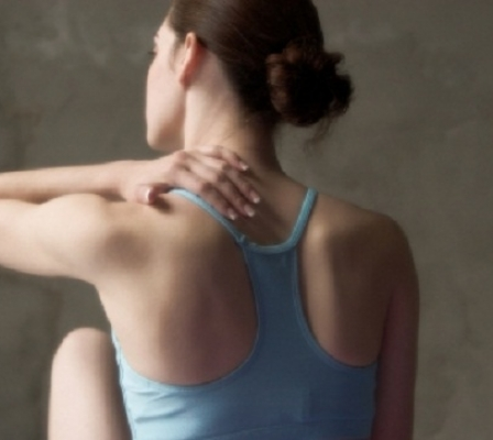 Study: Iyengar Yoga Practice Relieves Chronic Neck Pain