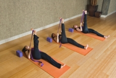 Yoga and Yoga Therapy Offer Gentle Exercise