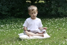 Yoga can help relieve stress in children
