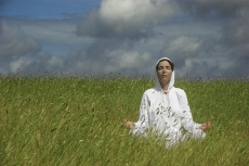 Yoga relieves stress by inducing deep inner peace