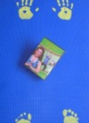 Yoga By The Dozen DVD &amp; Children&#039;s Blue Yoga Mat Set