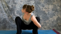 Malasana: Grounding Through Center - A New Approach to the Classic Squat