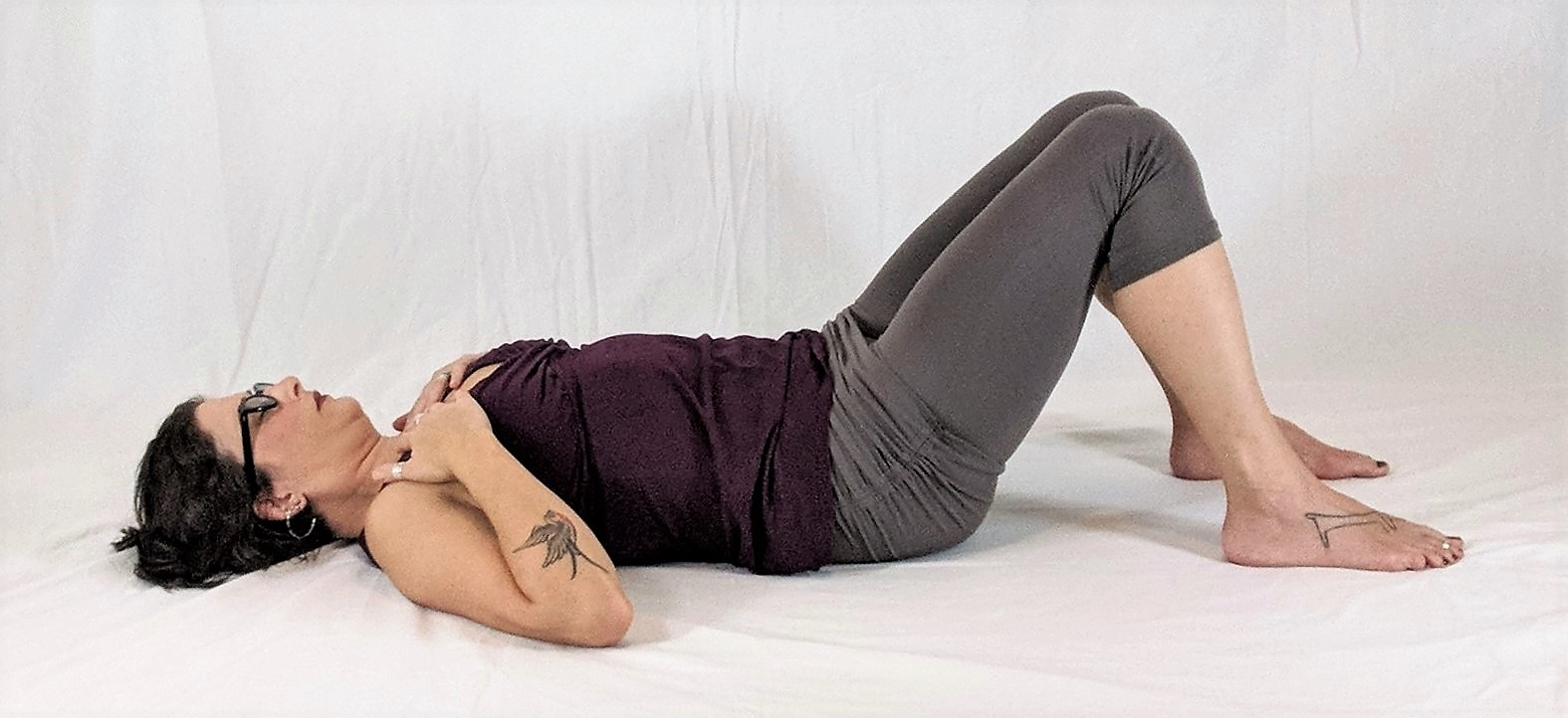 three part breath, yoga for beginners, yoga for lymphatic flow