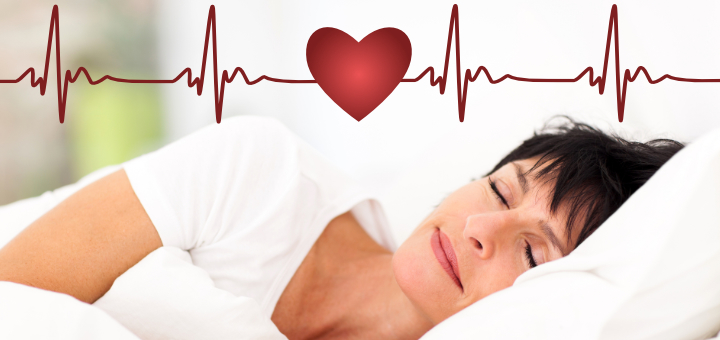 Heart health, sleep is important, one hour a day makes a difference