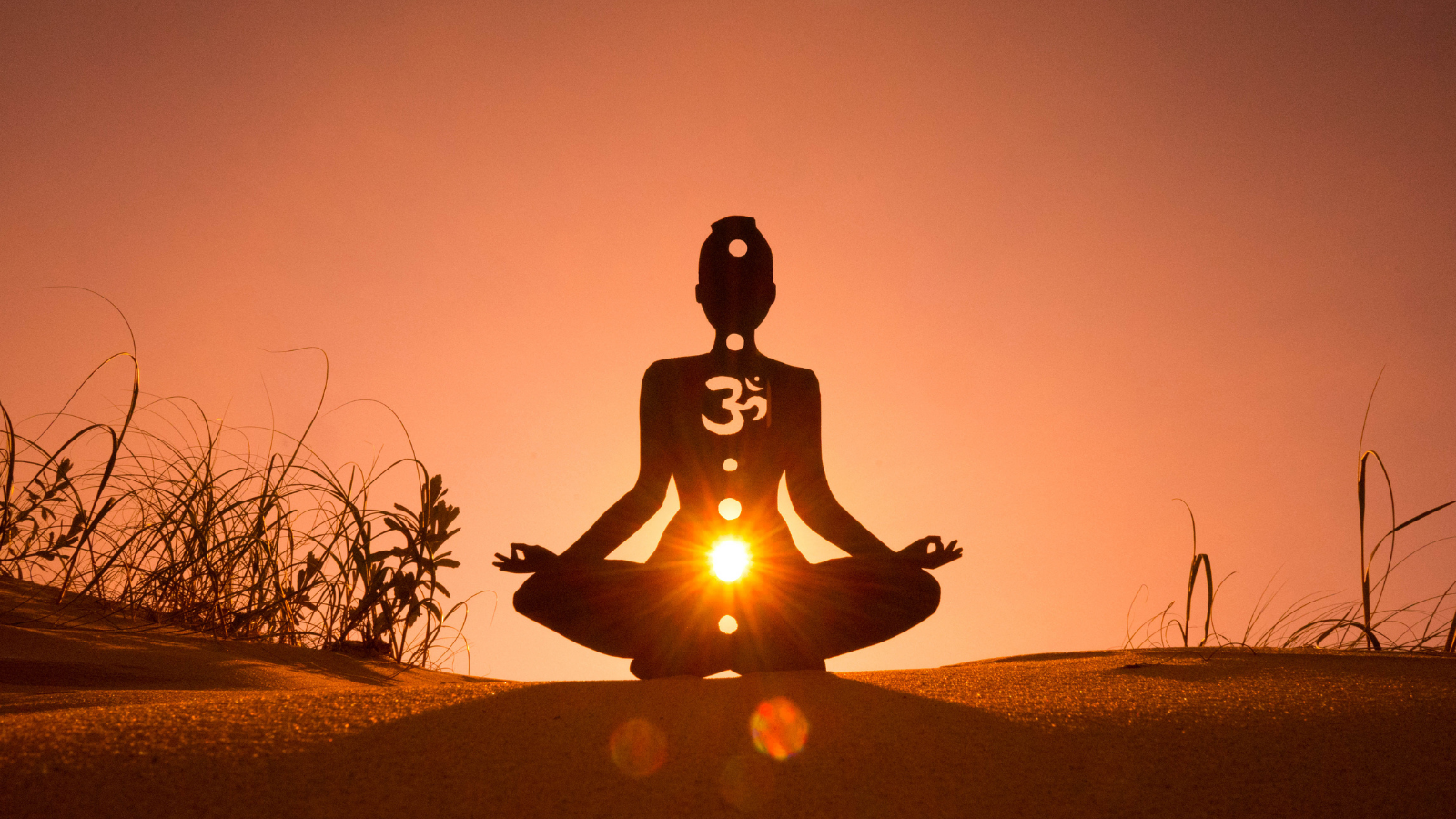 How to find your center and reclaim your joy in the face of fear with yogic principles