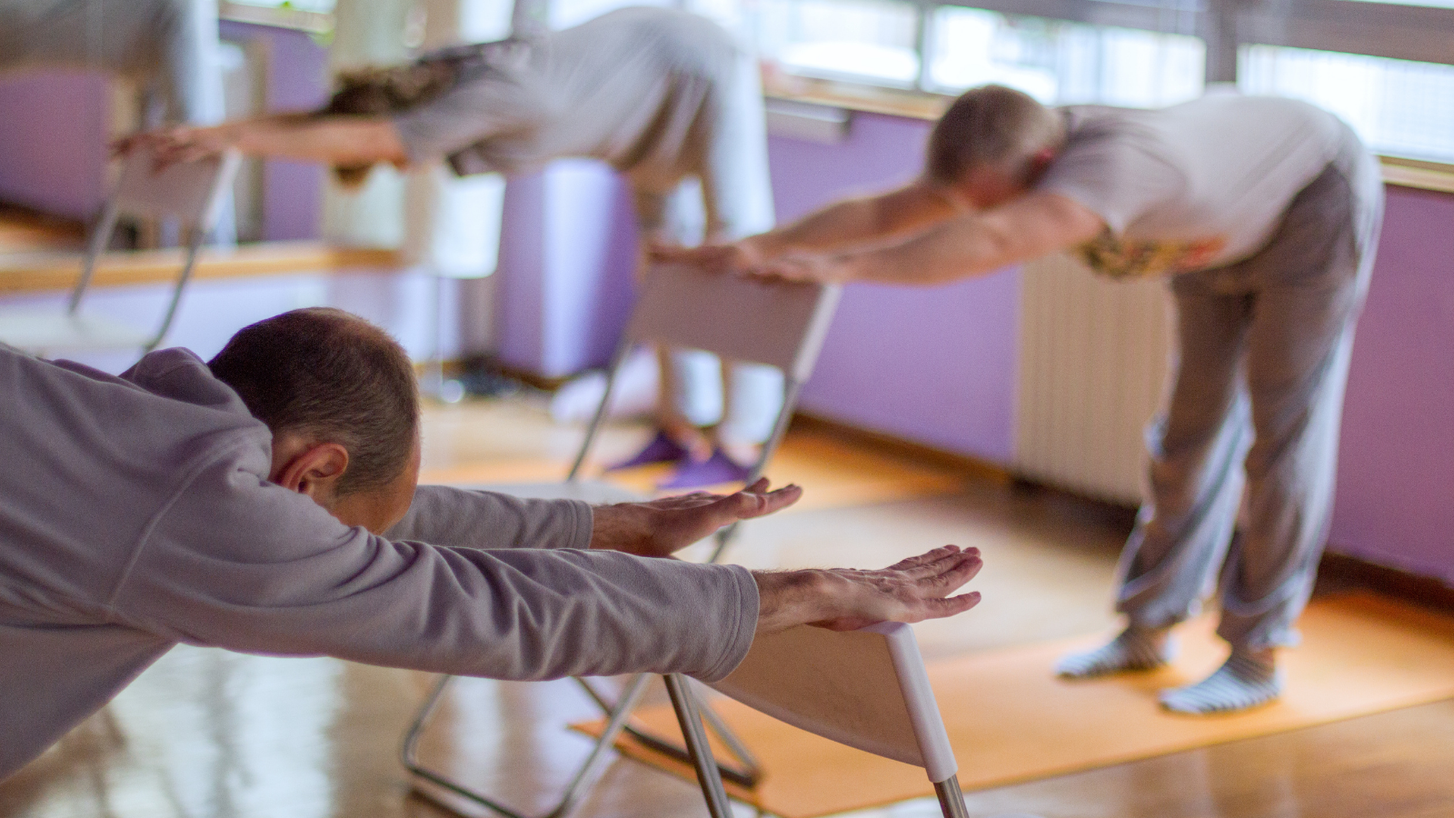 Research suggests that exercise and stress reduction can positively affect treatment for Parkinson's disease