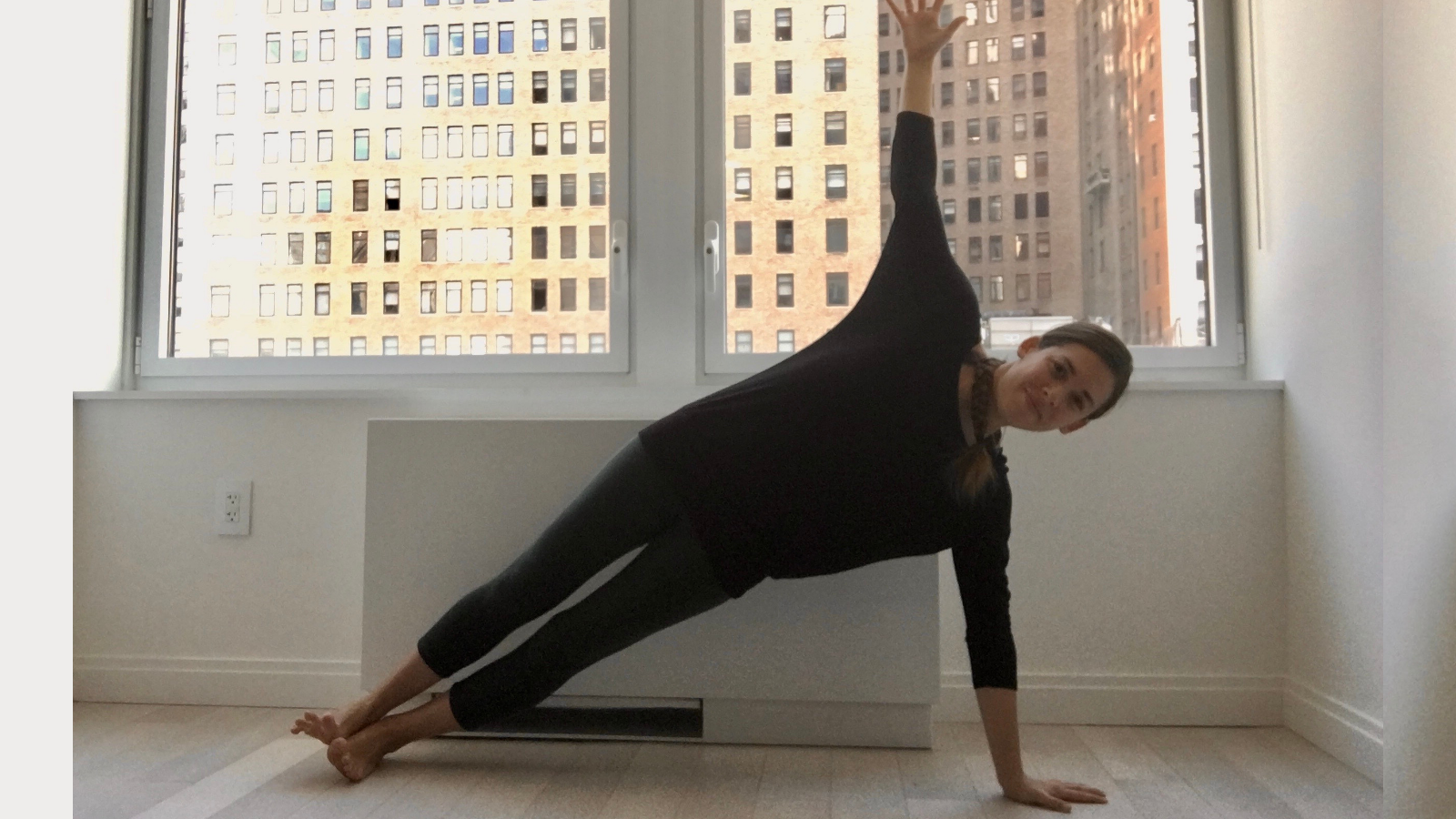 Yoga practice tips for Side Plank Pose (Vasisthasana) for building strength and stability in the core