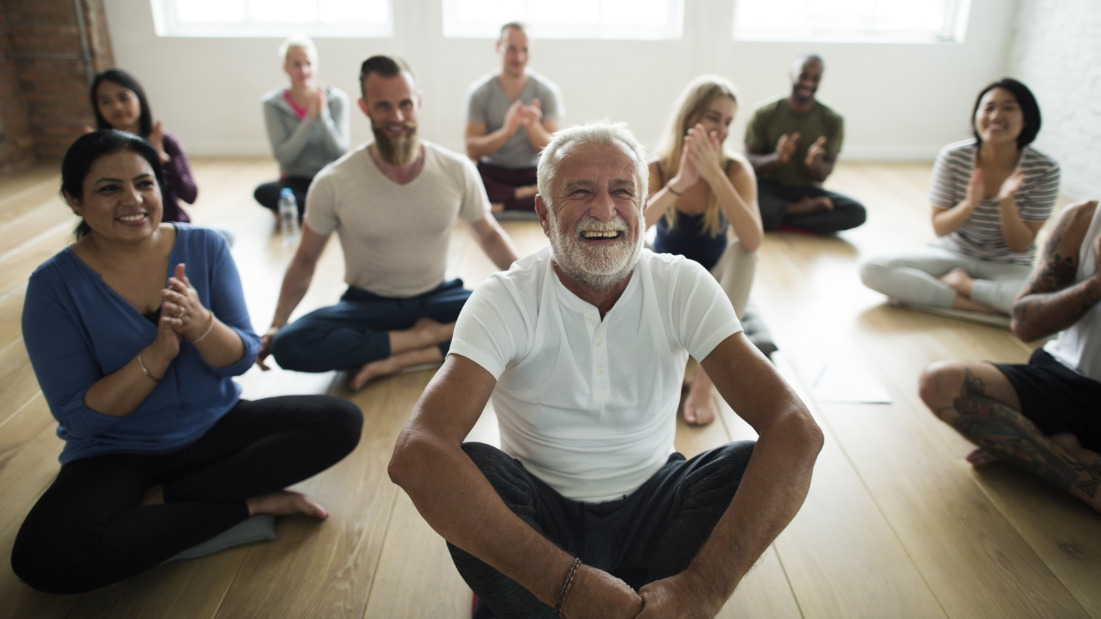 How to build back better with yoga's foundational tools in yoga classes