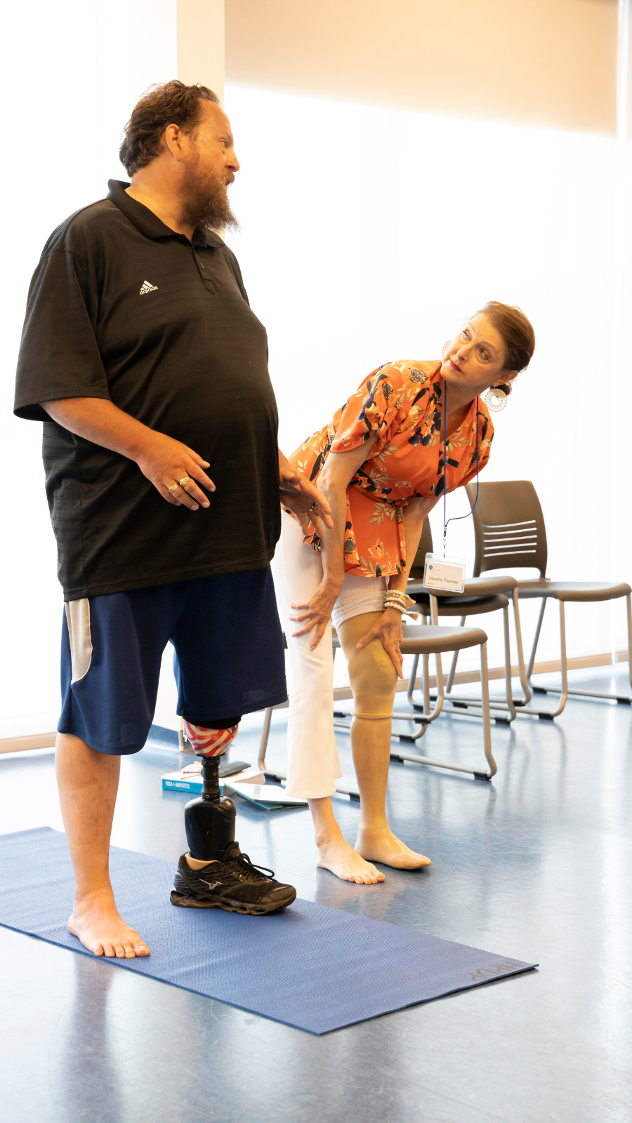 Teaching students with disabilities, teaching to all students, yoga variations, yoga for accessibility and inclusiveness