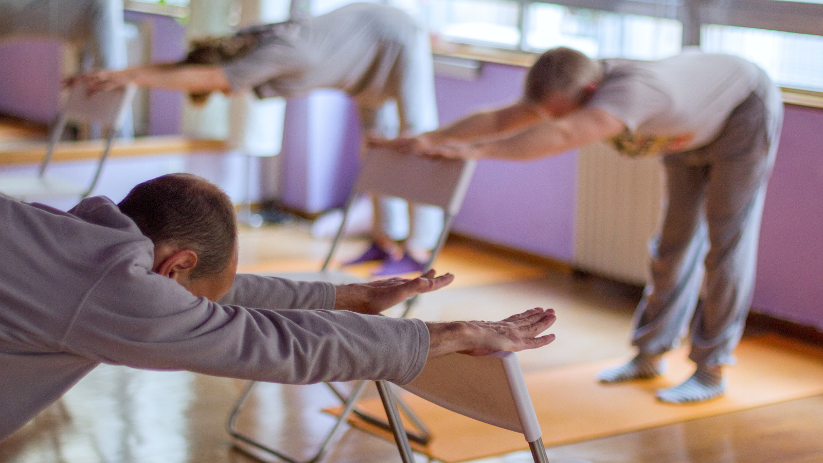 Yoga is a safe and mindful practice for people suffering with arthritis