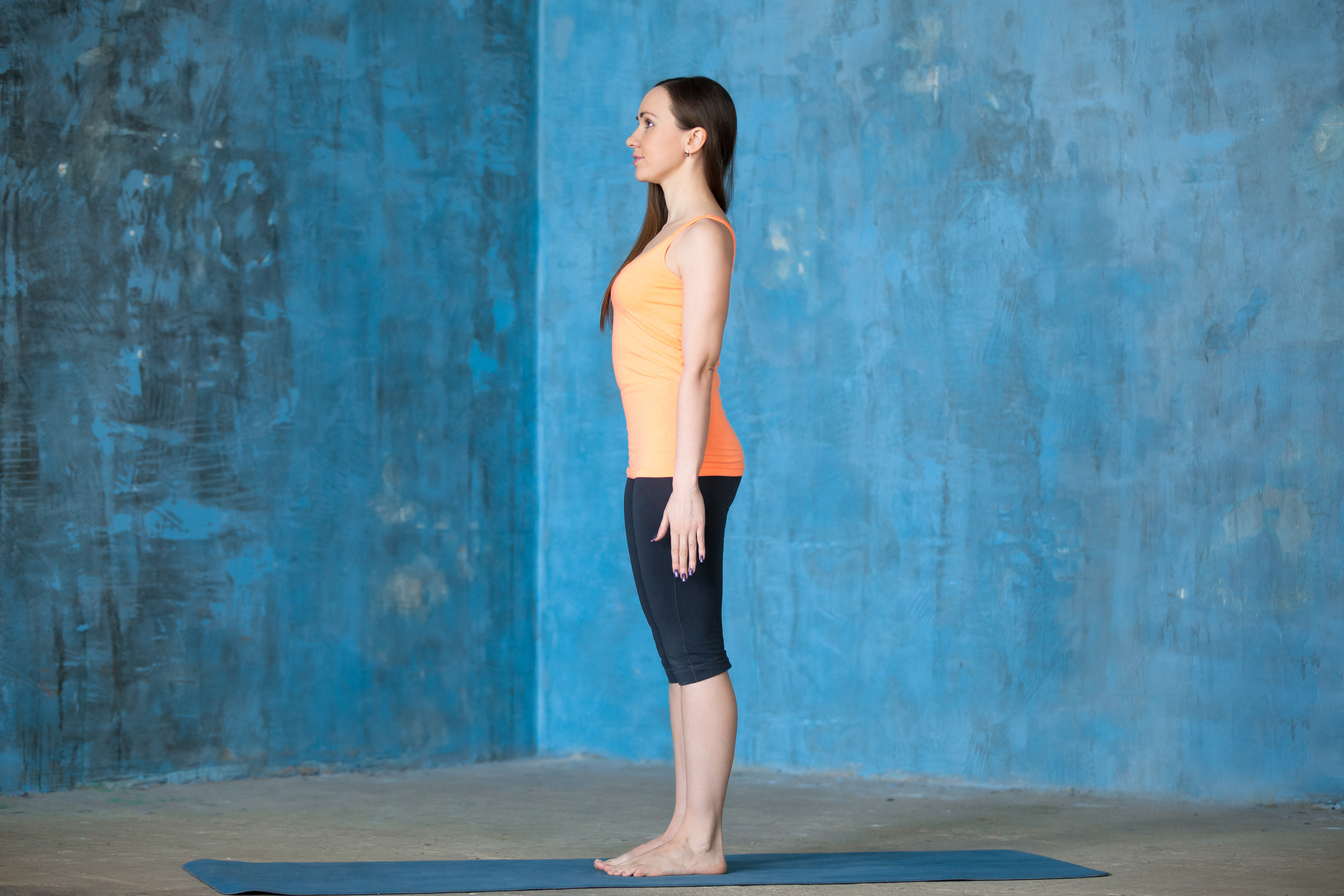 Posture and the relation of the diaphragm to how easy or difficult it is to breathe
