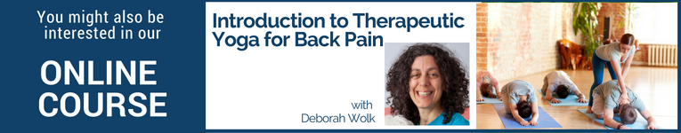 yoga for back pain course