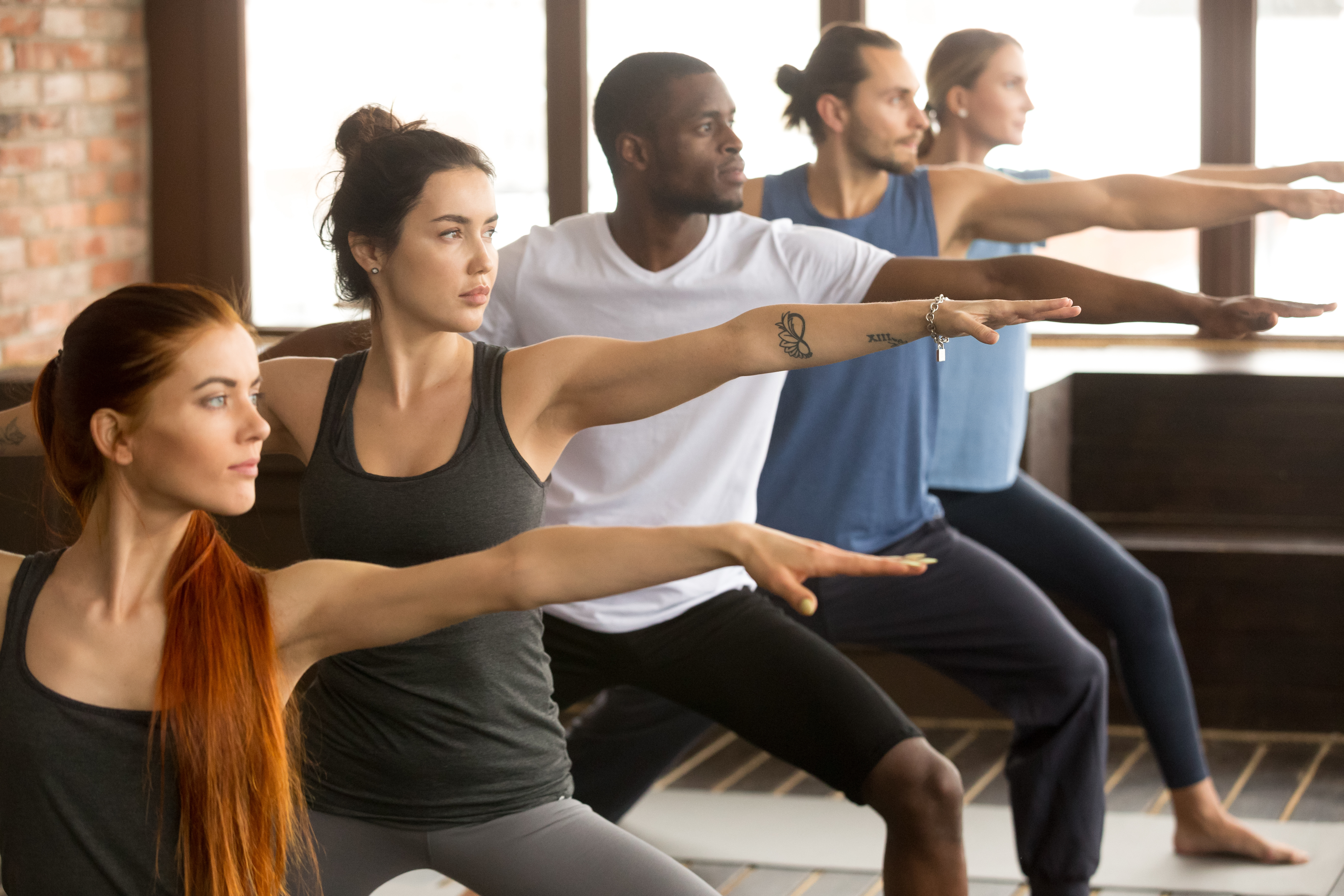 Diversity in yoga classes, weight diversity, gender diversity, racial diversity, cultural diversity in yoga