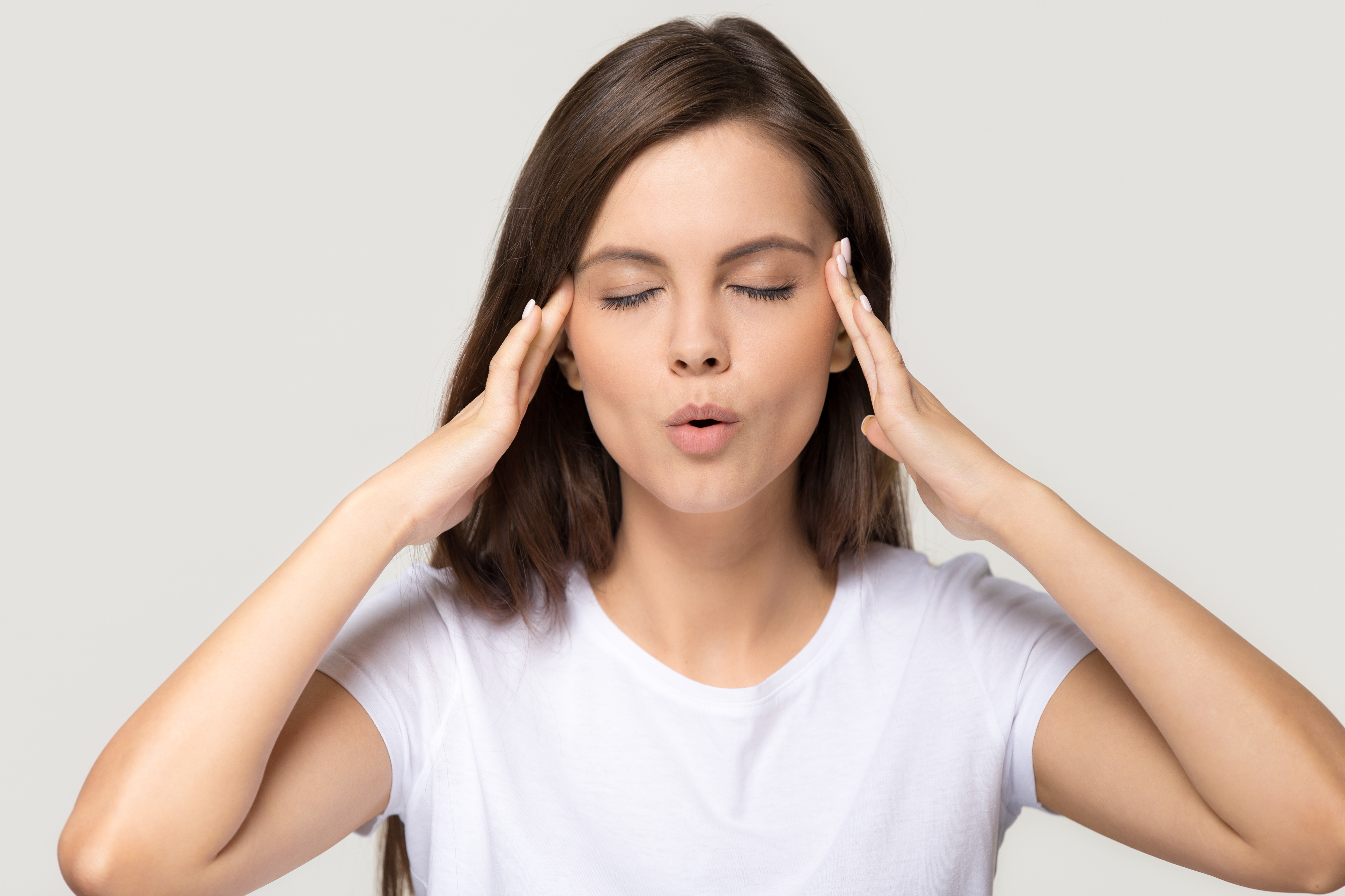 Dizzy, not feeling well, how to prevent dizziness in yoga