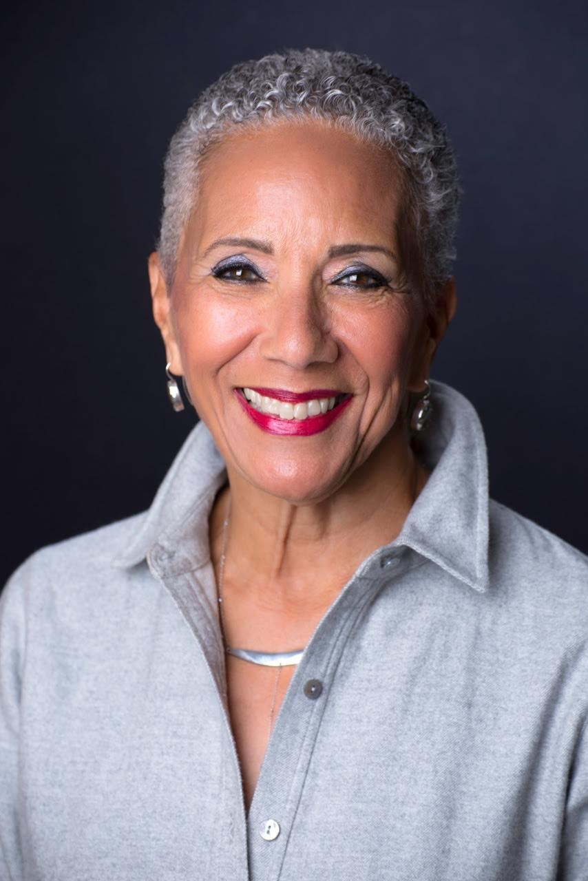 Dr. Gail Parker, Ph.D., Yoga Therapist, Writer, author of Restorative Yoga for Ethnic and Race-Based Stress and Trauma