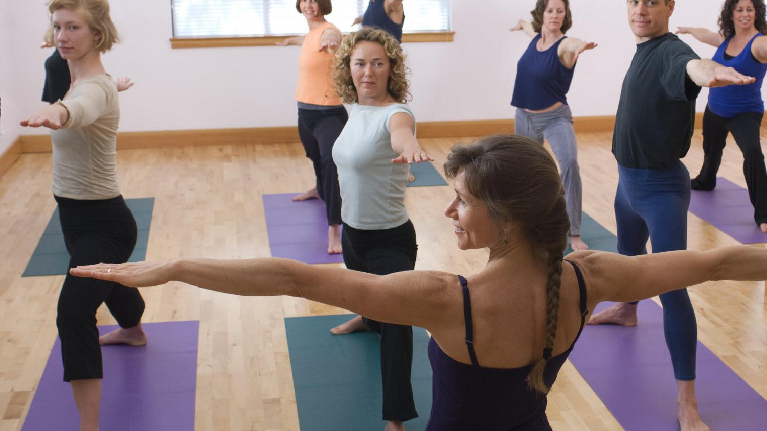Yoga class, teaching yoga, tips for teachers