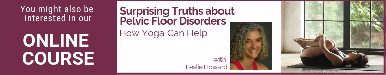 yoga for pelvic floor health