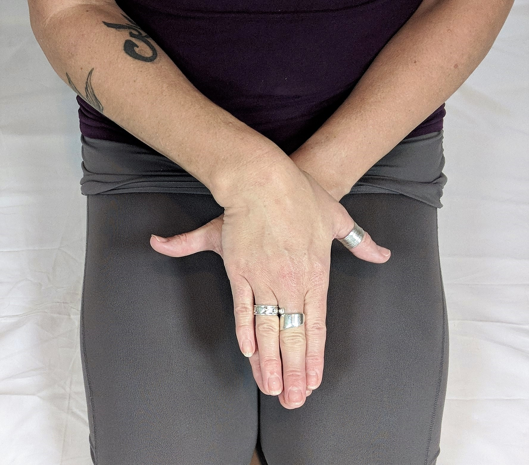 matsya mudra for pain