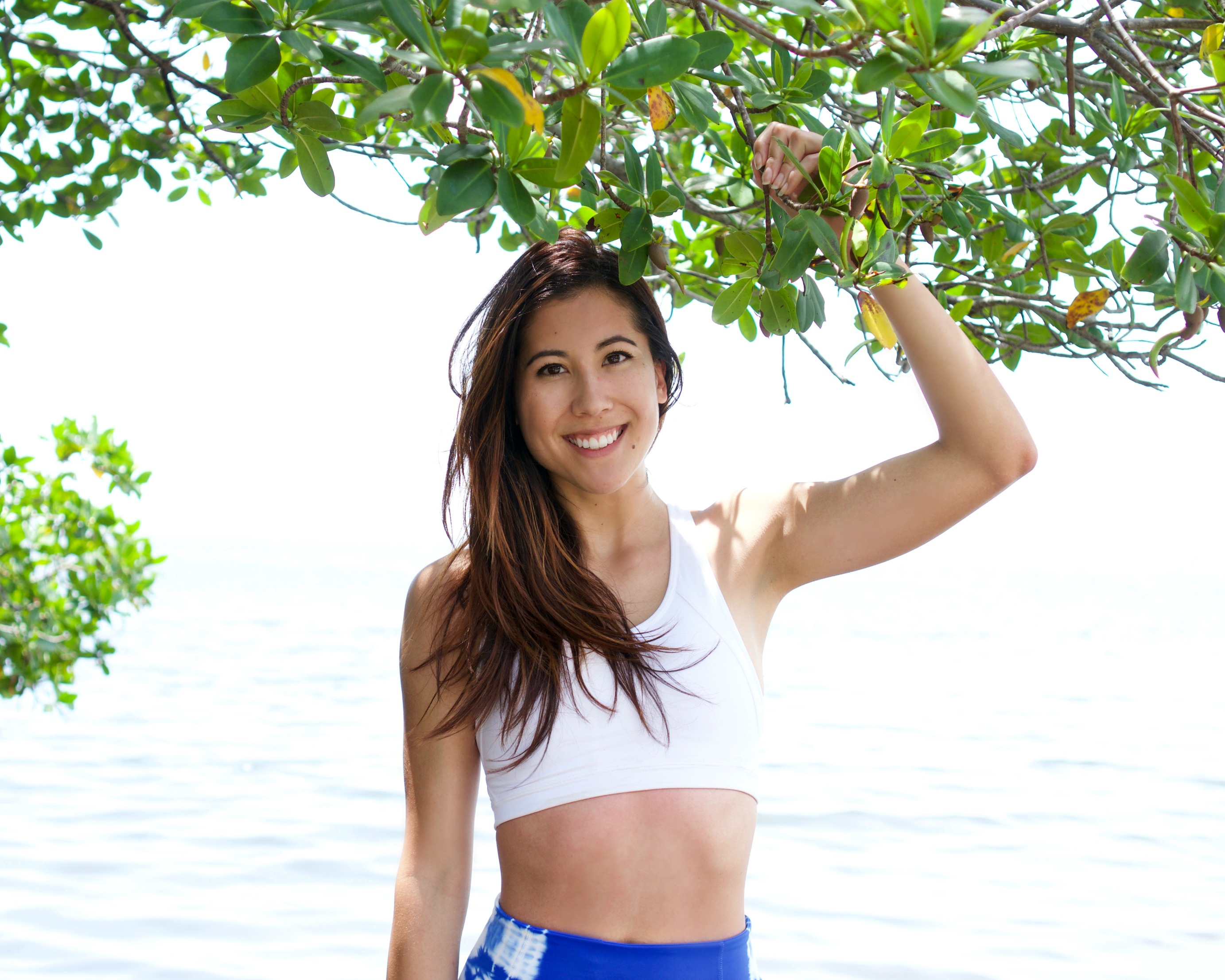Melanie Torres, Writer, blogger, content editor, yoga teacher
