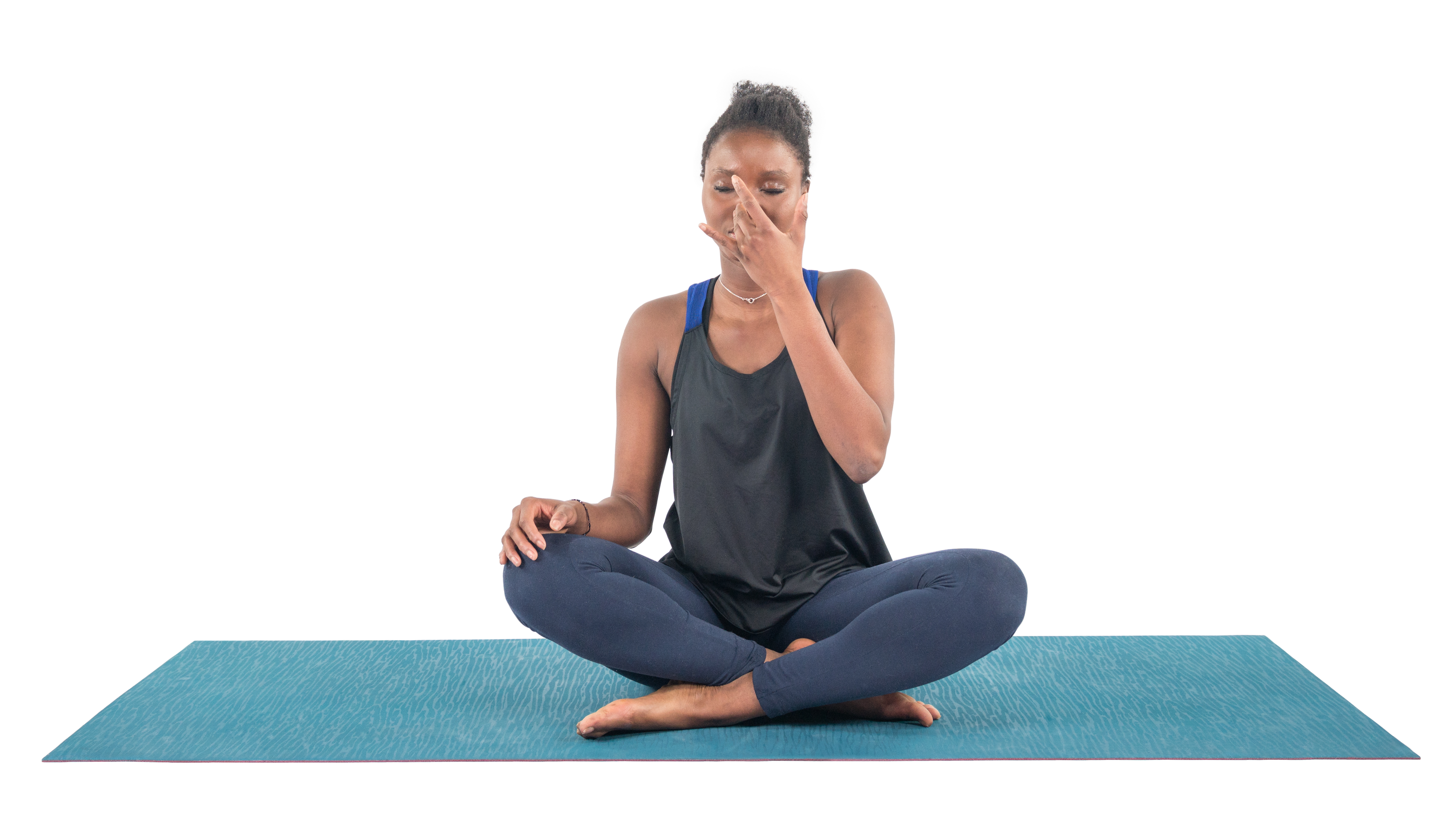 Pranayama, yoga and the breath, beginner's yoga, yoga for controlling high blood pressure