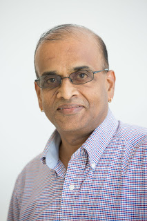 Ram Rao, Ph.D. writer, researcher, Yoga, asthma and allergies