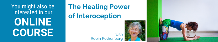 Robin Rothenberg, Interoception, Breathing practices, YogaUOnline presenter