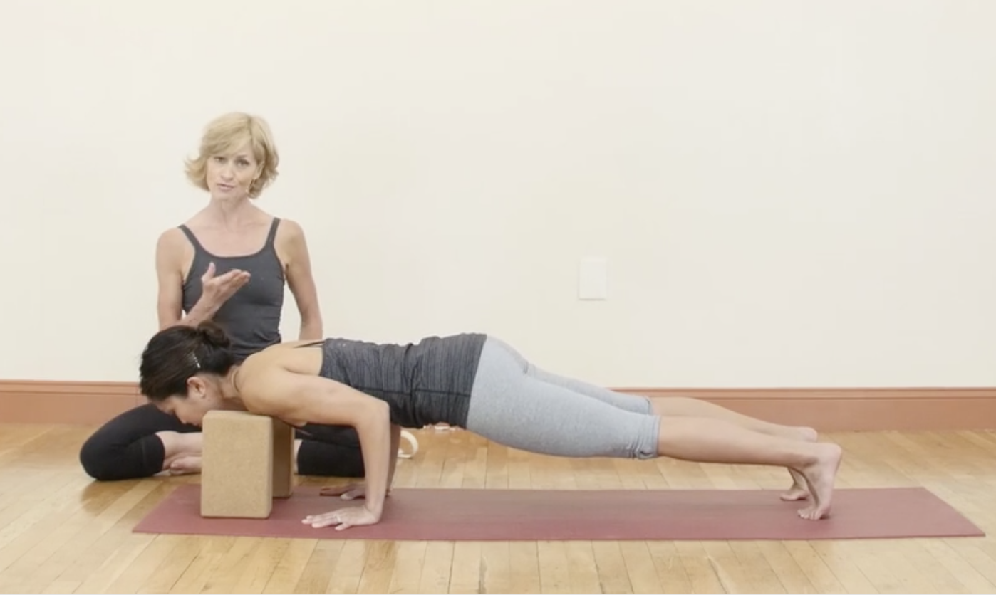 Finding Alignment in Chaturanga