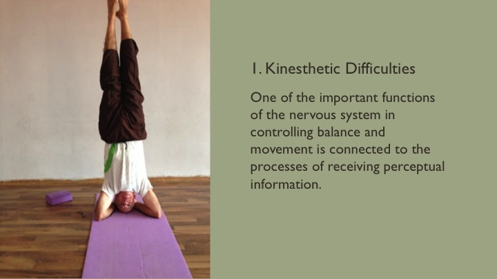 Dr. Gill Solberg - Balance and Stability in Yoga