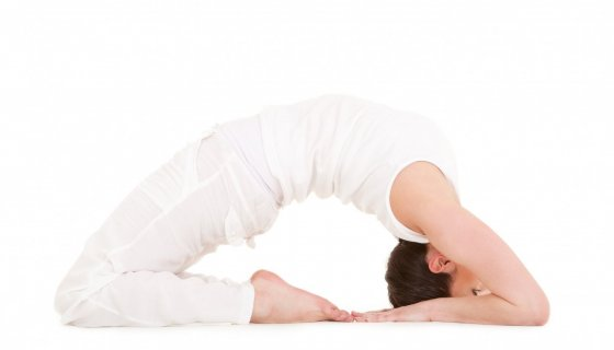 Yoga for pelvic floor balance
