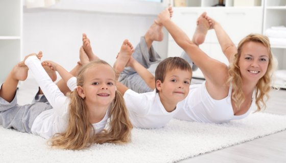 yoga for kids, Donna Freeman