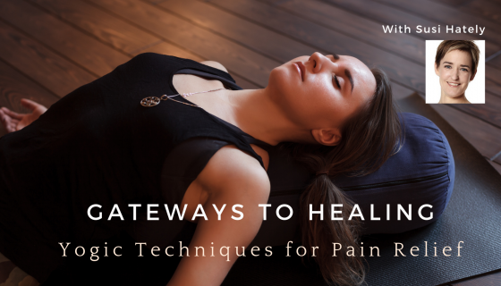Susi Hately Online Yoga Course for Healing Pain