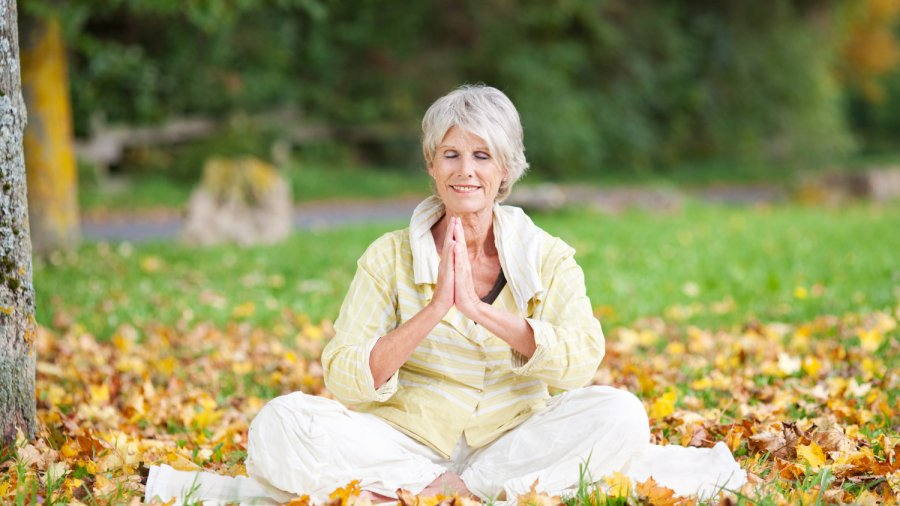yoga for menopausal years
