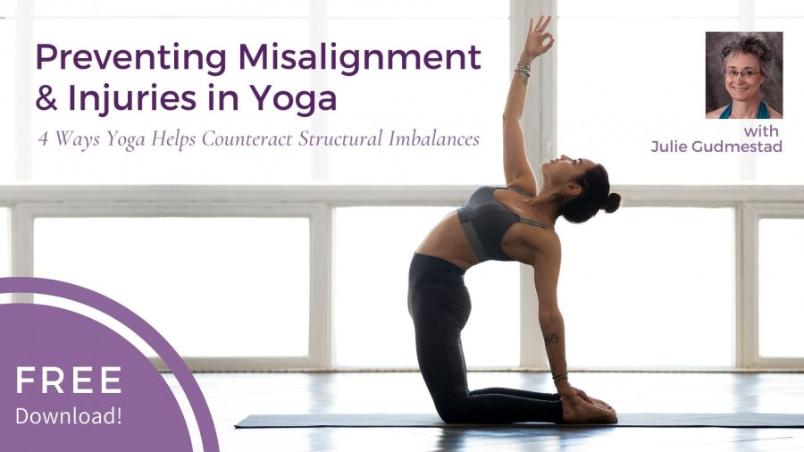 Free Download Preventing Misalignment Injuries In Yoga 4 Ways Yoga Helps Counteract Structural Imbalances Yogauonline