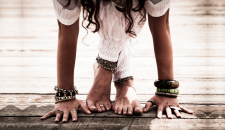 Yoga wellness tips to ease the discomfort of plantar fasciitis with yoga