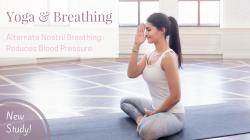 yoga and breathing