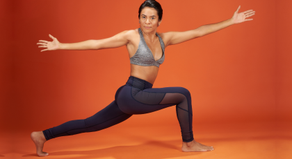 older_beginner_yoga_student_practicing_variation_of_lunge_pose