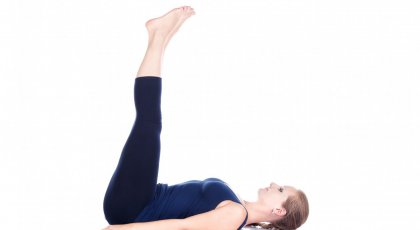 Benefits of yoga inversions