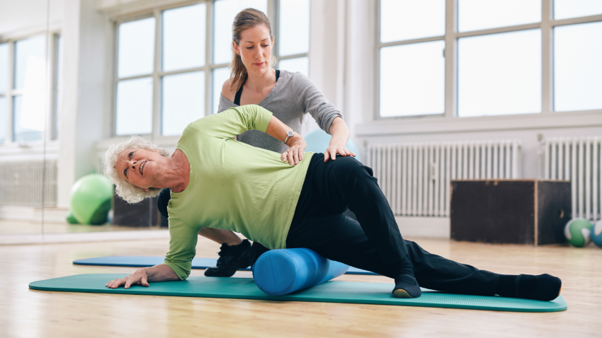 How to practice yoga for myofascial release in your yoga classes