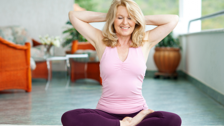How to practice yoga to help vagus nerve recovery