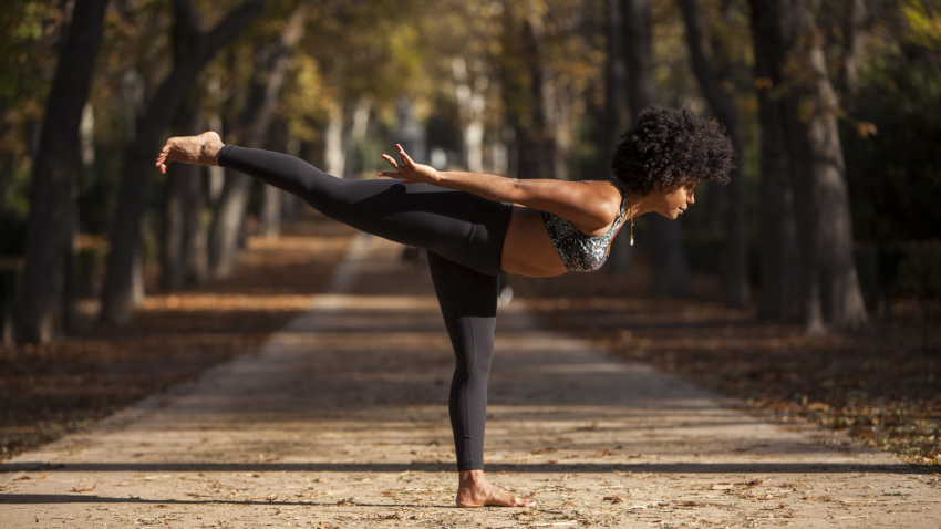 How to perform daily yoga and wellness practices to cultivate resilience