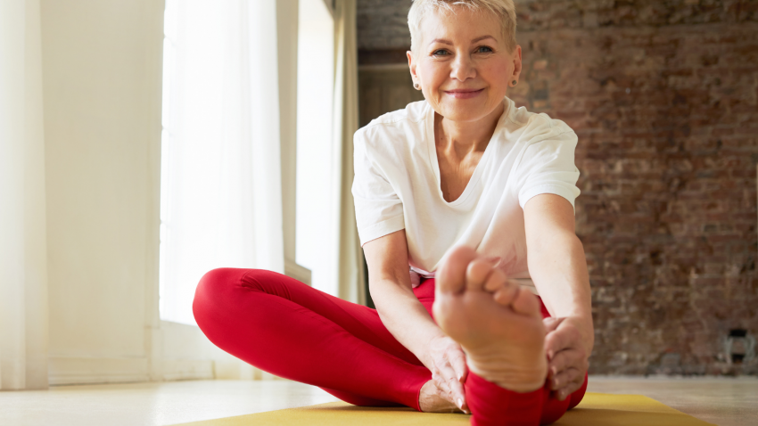 How to practice yogic awareness to develop patience