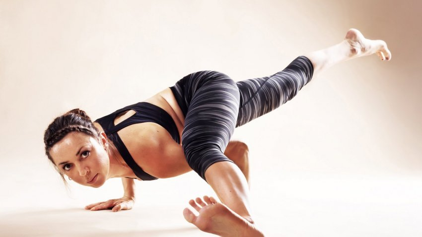 research compares yoga and exercise